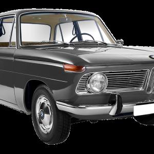 Neue Klasse BMW 1500 - 2000 1962 - 1972