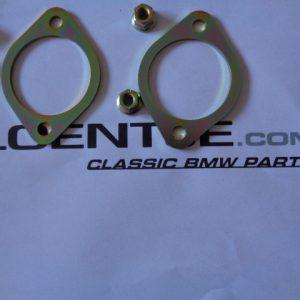 Verstevigingsplaten schokdempers achter BMW e30