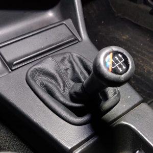 Leren versnellingspookhoes BMW e30 alle modellen