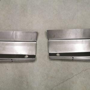 Reparatieset spatborden voorschermen BMW e24 zes serie