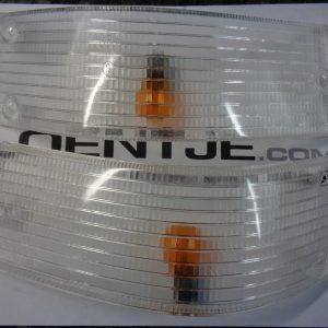 Set witte knipperlicht glazen BMW e28