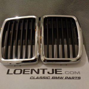 Chromen nieren BMW E30
