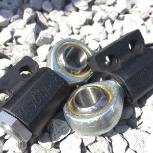 Clipz e30 / e36 draagarmsteun (control arm bracket) verstelbaar 30MM
