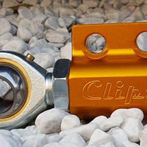 Clipz e30 / e36 draagarmsteun (control arm bracket) verstelbaar 16MM