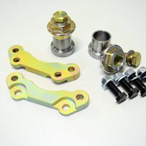 E30 4×100 naar 5×120 conversie kit
