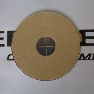 BMW embleem naafsticker 70mm