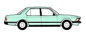 7 serie BMW E23 1976 - 1989