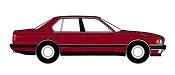7 serie BMW E32 1985 - 1994