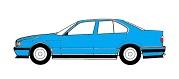 5 serie BMW E34 1987 - 1996