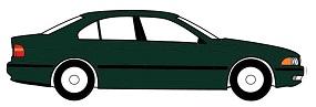 5 serie BMW E39 1995 - 2003