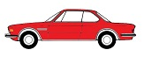 2.5CS - 3.0CSL BMW E9 1968-1975